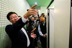 突查廁所 陳金德:羅東轉運站不及格