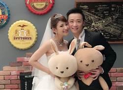 牽樓心潼拍婚紗照 何豪傑:比我結婚時還好看!