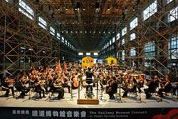 臺北機廠鐵道博物館 亞洲最大