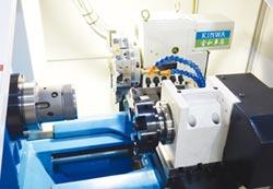 金和CNC車床 切角加工利器