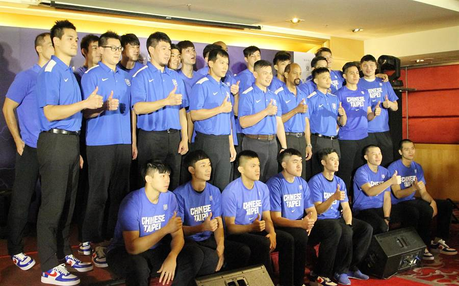世界盃亞洲區資格賽中華隊24日主場抗澳。(林宋以情攝)