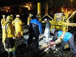 台鐵12月7日起小改點 共調整64班