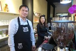 越南華僑難忘咖啡香 開店賣咖啡饗同好