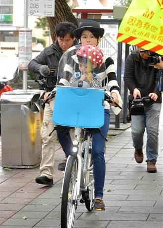 車體安全性不足 民團憂單車載童風險多