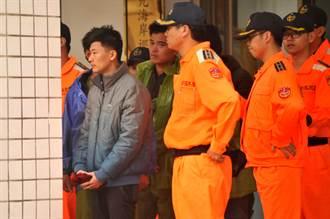 18名越界海難漁民家屬  下午原船遣返大陸