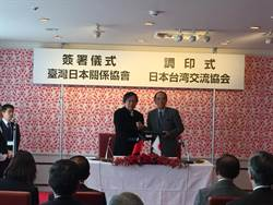 台日經貿會議 簽署關務合作協定、文化交流合作備忘錄