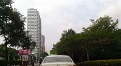中市能見度差  環保局:受濕度影響