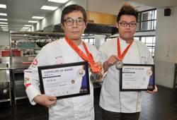 中州餐廚系師徒聯手 揚威上海國際烹飪賽