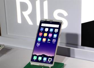 OPPO R11s在台發表 搭人臉辨識對尬iPhone X