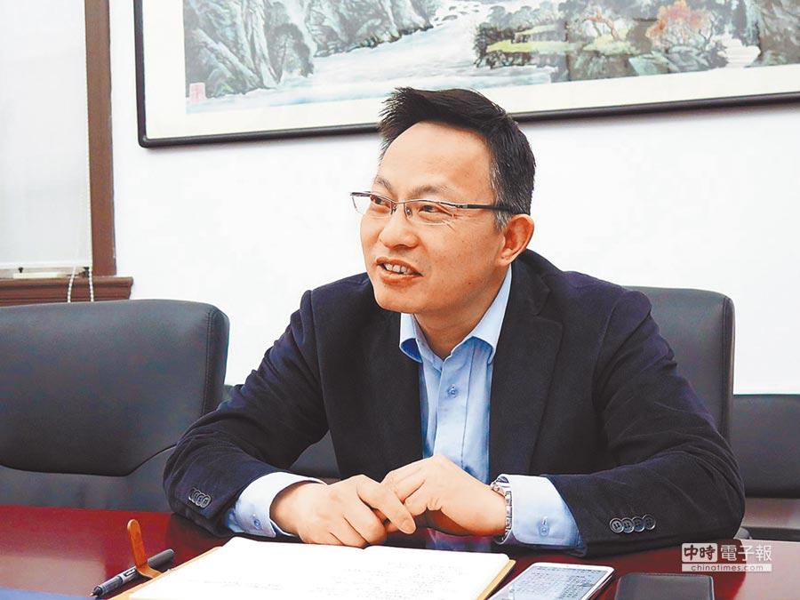上海台灣研究所常務副所長倪永杰。(本報系資料照片)