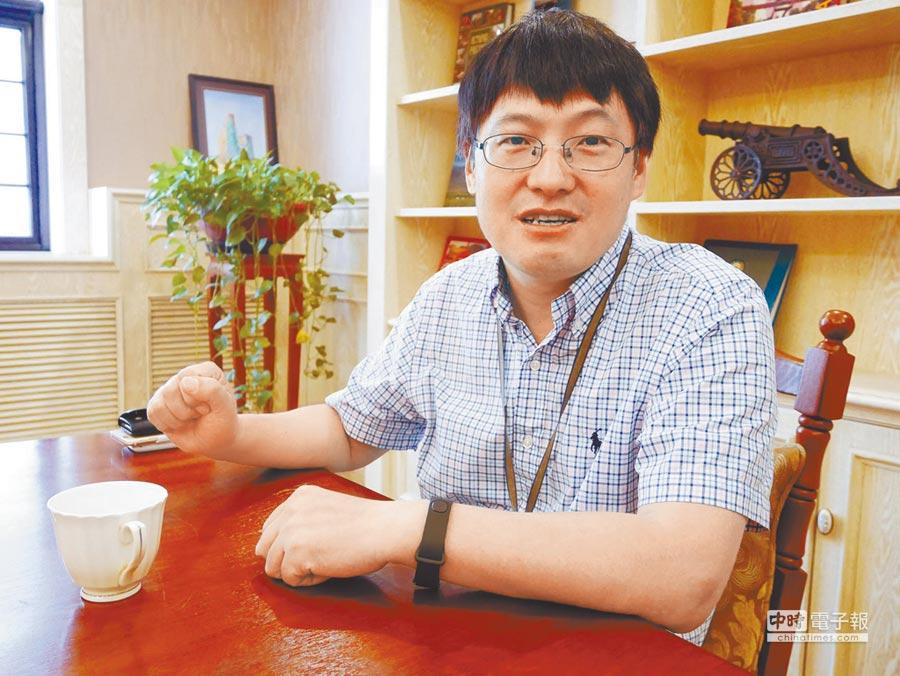 中國現代國際關係研究院涉台事務研究中心主任郭擁軍。(本報資料照片)