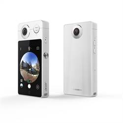 Acer Holo360環景相機12月開賣 灰白雙色任你選