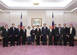 監所教化及保護事業有功人士團體晉見陳建仁副總統