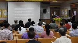 員榮醫院辦心血管學術研討會 民眾與病患偷旁聽