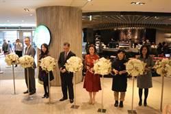 台北101 B1「星巴克摩登典藏吧台」門市即日起正式開幕!