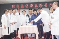 百公斤司機罹患心肌梗塞 基隆醫院心導管手術助重生