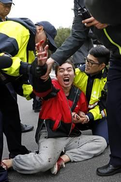 侯漢廷:民進黨心中最軟那塊 卻用最硬公權力面對