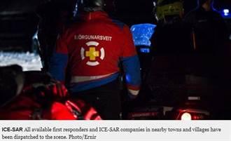 台灣團巴士在冰島車禍 觀光局:5人受傷