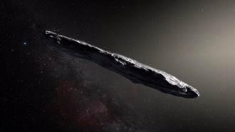 神秘的星際小行星有著奇特形狀和成份