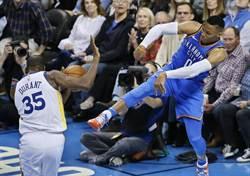 NBA》怒批媒體過度炒作 杜蘭特老媽不爽了