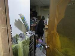 中和火警9死  房客回火場感嘆:不知要住哪?