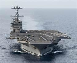 延役25年 美華盛頓號航母大翻新 F-35要上艦