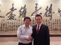 民生黨助台青赴陸就業 國台辦副主任龍明彪支持