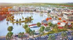 麗寶Outlet二期 打造湖邊商場