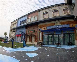 全台唯一迪士尼皮克斯動畫廳 進駐秀泰影城台中站前店