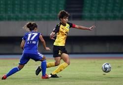 木蘭聯賽爭后冠 林雅涵準備變身拚進球