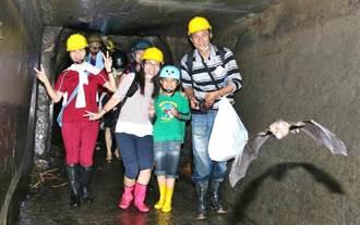 南投龍泉圳古隧道健行探險之旅 奇景盡攬