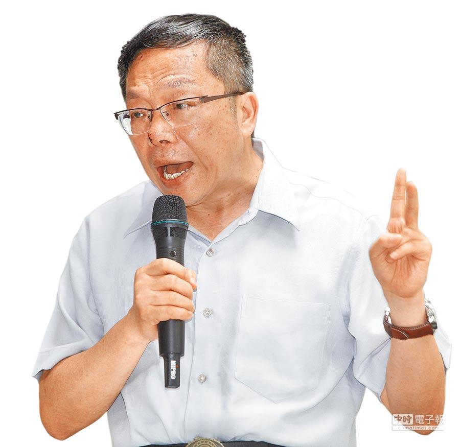 營建署長許文龍昨日表示,違建問題出在地方政府執行拆除的力道不足。(本報資料照片)
