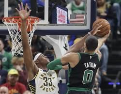 NBA》探花奔喪缺席 塞爾提克再演逆轉秀