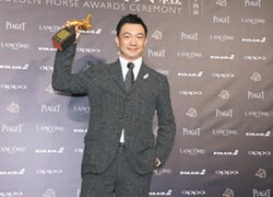 44歲黃信堯自嘲高齡「新導演」