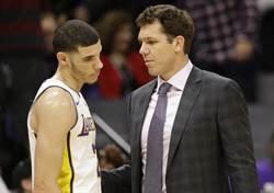 NBA》為何堅持球哥先發?華頓:獲取經驗