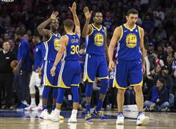 NBA》柯瑞與杜蘭特缺陣 勇士主場不敵國王