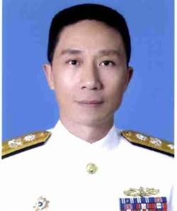 劉志斌調海軍艦隊指揮部  張捷接總統府侍衛長