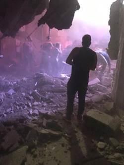 西班牙夜店樓板塌陷 40多人直墜地下室輕重傷