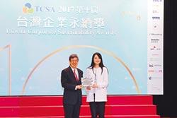 台灣企業永續獎 國泰金大贏家