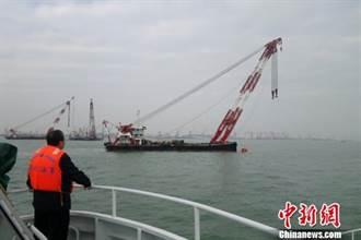 大陸兩艘貨輪在珠江碰撞 12名船員落水失蹤