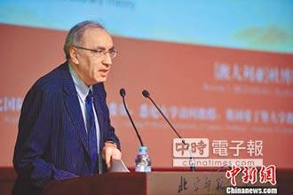 一帶一路催化 中國文化影響力