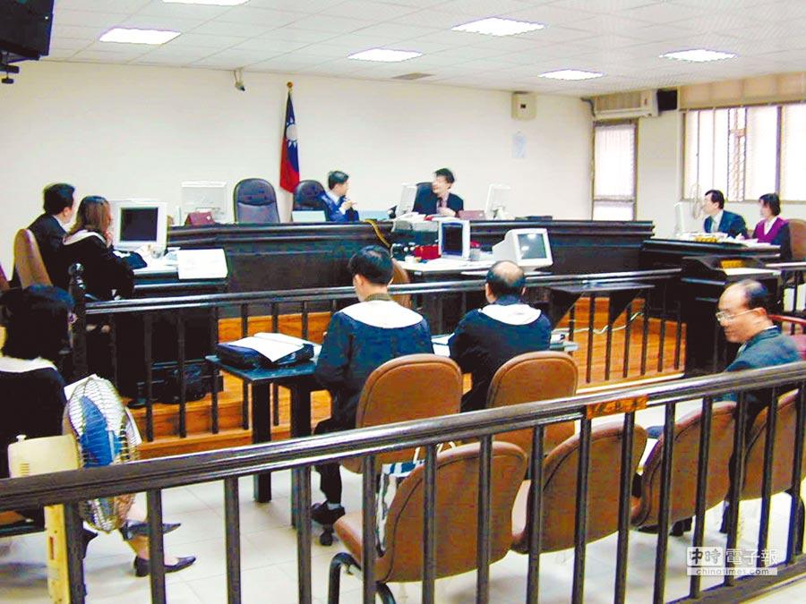 法官審判缺乏制衡機制,近年更被認為偏重於被告人權。(本報資料照片)