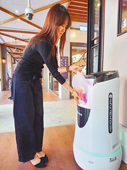 敦謙國際智能酒店集團引進 智能送餐機器人 進駐飯店業