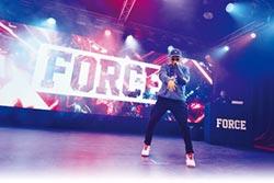 Air Force 1演唱會 嘻哈歌手飆歌