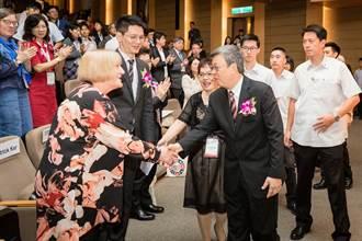 職業治療師聯合會主席骨折治療 盛讚台灣醫療水準