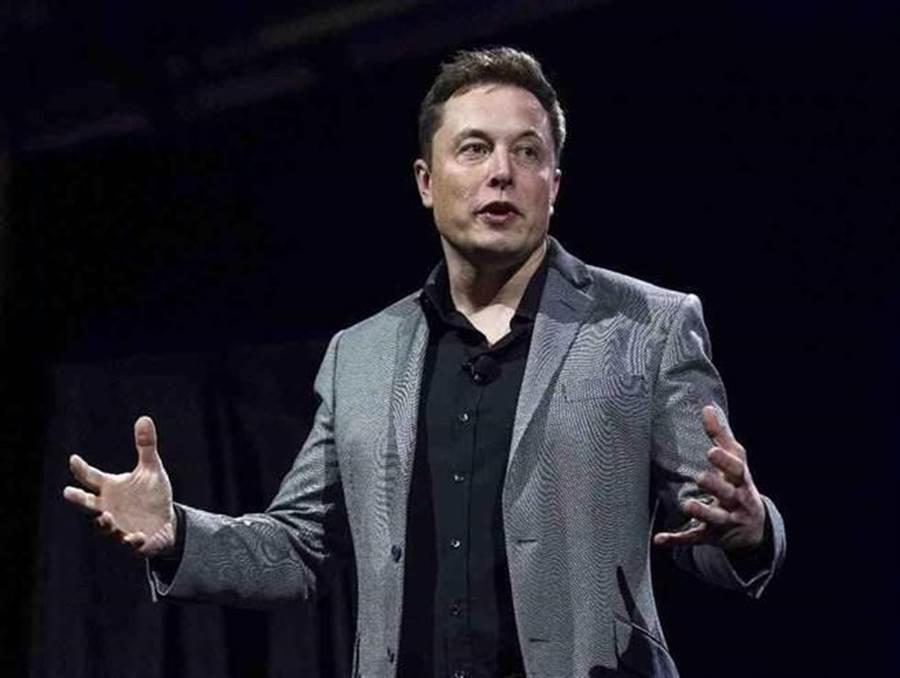 SpaceX前员工称,美国亿万富豪「钢铁人」马斯克就是比特币之父中本聪本尊。(资料照/美联社)