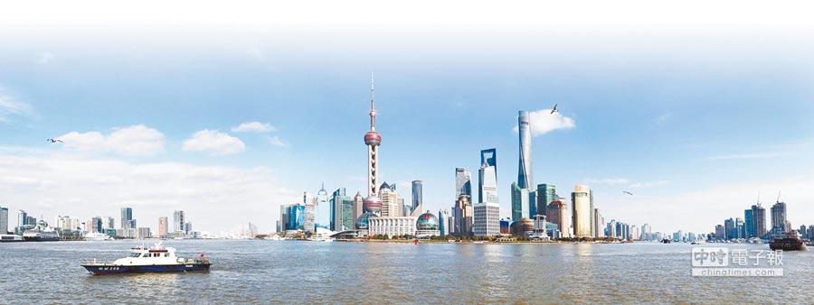 上海外灘景色。(中新社)