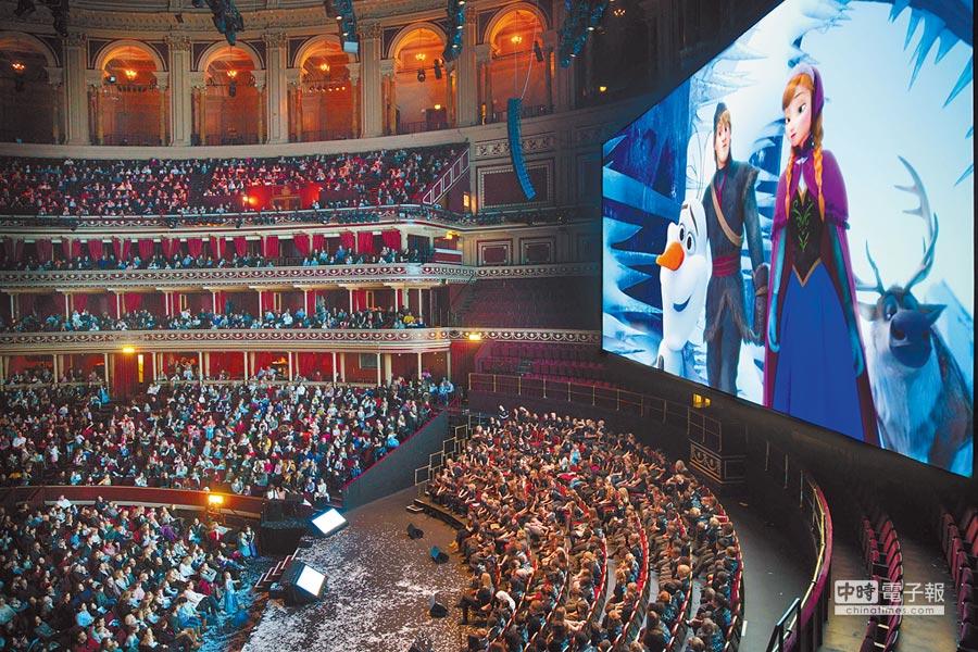 《冰雪奇緣》電影交響音樂會將在台灣登場。  (牛耳提供)
