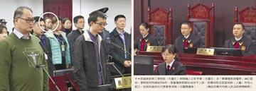 遭判刑5年 李明哲不上訴
