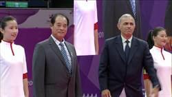 跆拳道》世界台商會理事吳兩平宣布參選理事長